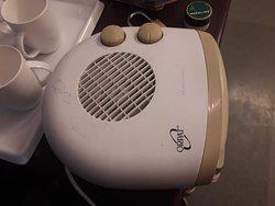 Weak room heater