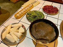 火鍋常見食材