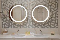 Standard One-Bedroom Bathroom