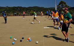 The 'Classic Fours' attracts some of Australia's best bowlers
