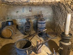 Old Wine-Making Equipment