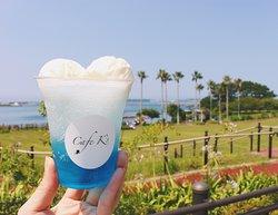 青空フロート(Blue sky float)¥500