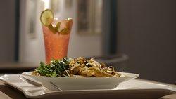 Our Menu... Irresistible Mojito and Pasta!