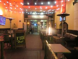 Rosie McCann's - Santana Row - San Jose, CA