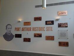 Port Arthur Historie