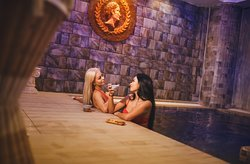 Dead Sea Floating Pool