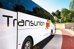 Más de 50 años avalan la profesionalidad de Transunion en el transporte discrecional de pasajeros