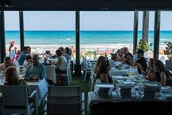 Restaurante Vela Beach La Mata
