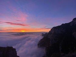 Sunrise at Montserrat