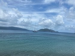 View from Fitzroy Island