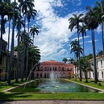 Museu Historico e Diplomatico do Itamaraty