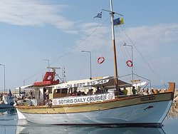 Nikiti Daily Cruises Sotiris