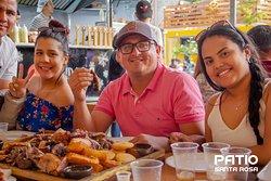Somos la embajada gastronómica de Venezuela en Chile
