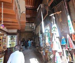 Destination Morocco Souk market in Fes