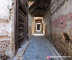 Destination Morocco Old neibir Fes