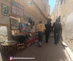 Destination Morocco The streets of Fes