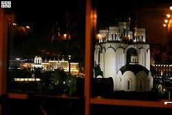 Лучший вид на город Калининград. ТЦ Акрополь. 7-й этаж.