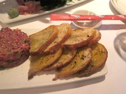 The Grill on the Alley in the Lobby of The Westin Michigan Ave, 909 N Michigan Ave, Chicago - Dinner - Tuna Tartare