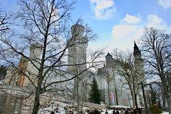 Beautiful Neuschwanstein Castle