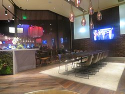 Seating Area, (also can be Group Party area), Casino M8trix, San Jose, CA