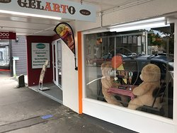 One of its kind gelato store in Greytown