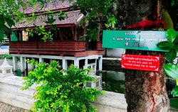 Wat Chiang Man - Lord Buddha's Advises