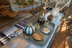 Area Relax - tisana e biscotti tipici