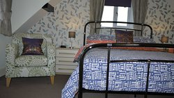 River Thurne Room - Has double aspect with views to rear garden and side neighbouring orchard