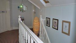 Upstairs landing with access to our 3 bedrooms