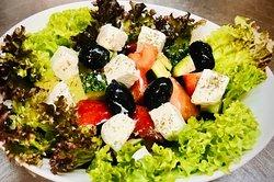 Greek salad -110 uah