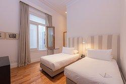 Estándar Suite con 2 camas Twin