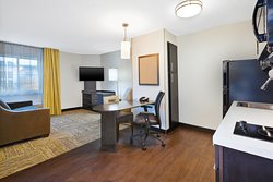 1 Room Suite- Accessible (ADA)