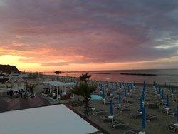 Beatuful Sunset at La Nella