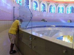 Cúpula do Santuário Nacional de Nossa Senhora Aparecida