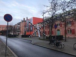 Museu de arte moderna em Malmo - maravilhoso !!
