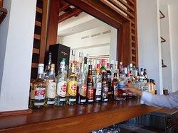 Asking for a glass of Havana Club Selecicon  De Maestros
