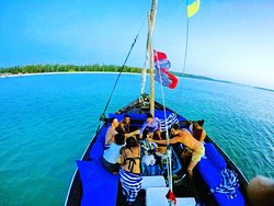 Sail With Hope Dhow