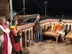 We the people of Varanasi do not think that you travellers are coming here to only take photos or as a tourist, we believe that you guys are coming so far from your home to get spiritual experience & there is never ending spiritual experience in Varanasi.