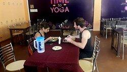 Restaurant Him Gange Resort