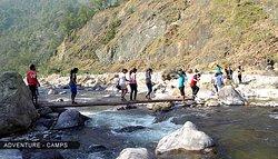 Trekking Near Him Gange Resort