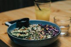 Bowl de légumes, sain et frais