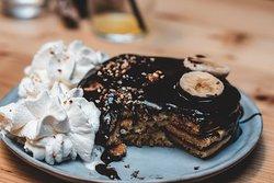 pancakes à partager.. ou pas