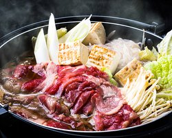 牛ロースすき焼き鍋