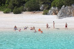 Amazing beach in Kefalonia