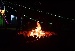 Hot campfires and cold nights bring out the kid in everyone. Music , dance , entertainment and good old fashioned stories.. lifetime memories