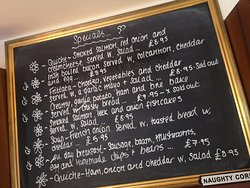 Another Weekly Specials Menu