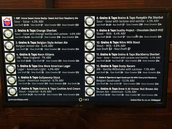 Beer list page 2