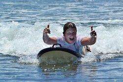 Surf stoke with Bodhi Surf + Yoga