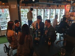 Saturday Free Entrance Friends Making Party! Time: Every Saturday 7pm to 1am Perfect for locals and solo travelers! More than 60 people are joining us every Saturday.