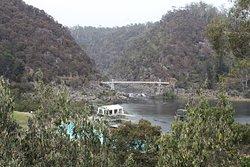 Cataract Gorge and Alexandra Suspension Bridge